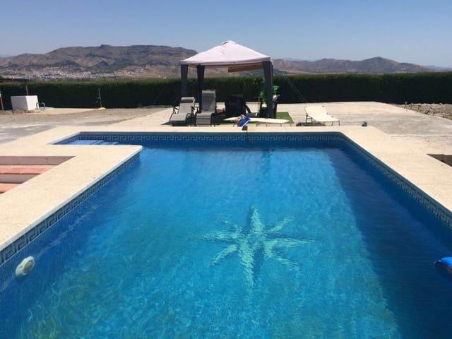 Finca/Casa Rural de 3 habitaciones en Cerralba en venta con piscina - 330.000 € (Ref: 5221935)