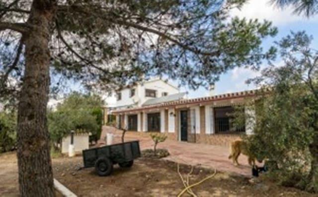 5 chambre Finca/Maison de Campagne à vendre à Alora - 950 000 € (Ref: 5222001)