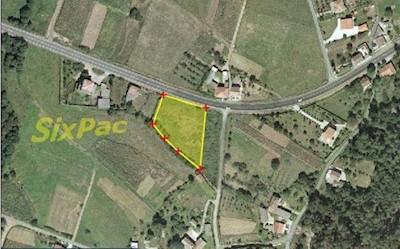 Landgrundstück zu verkaufen in O Pino - 37.000 € (Ref: 3630339)
