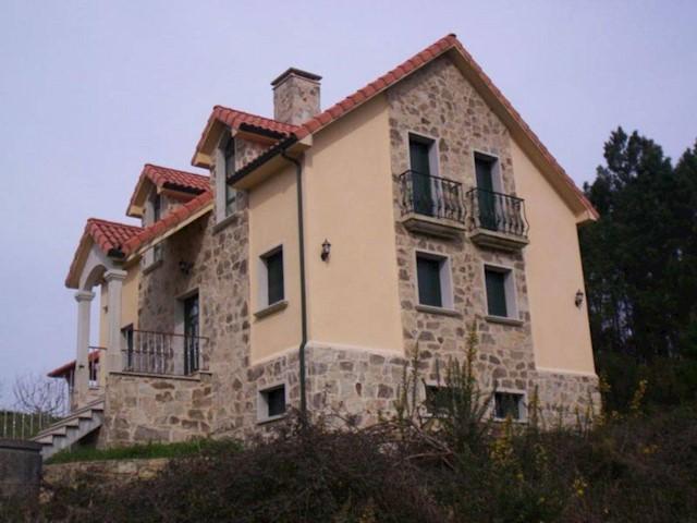 5 sypialnia Willa na sprzedaż w Vedra z basenem garażem - 390 000 € (Ref: 3630763)