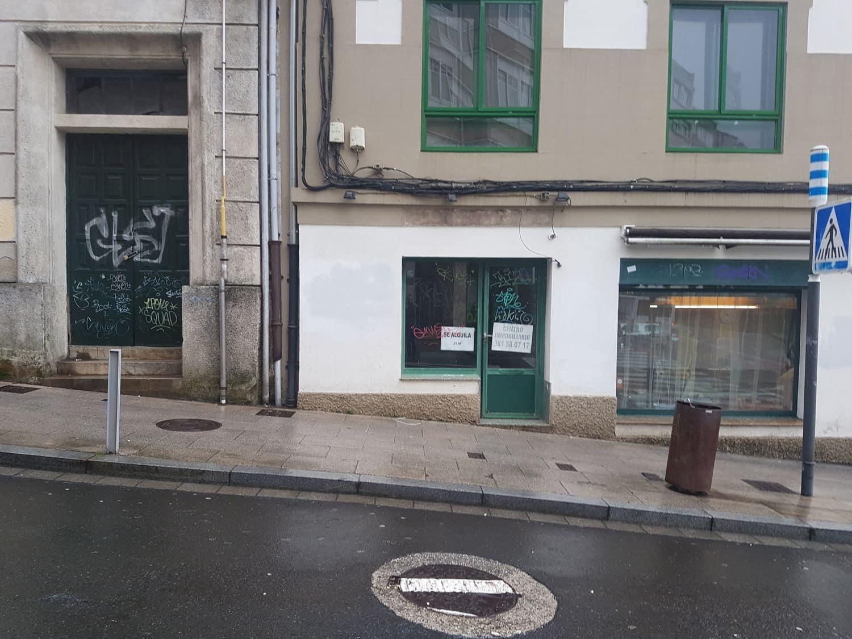 Komercyjne do wynajęcia w Santiago de Compostela - 350 € (Ref: 4409268)