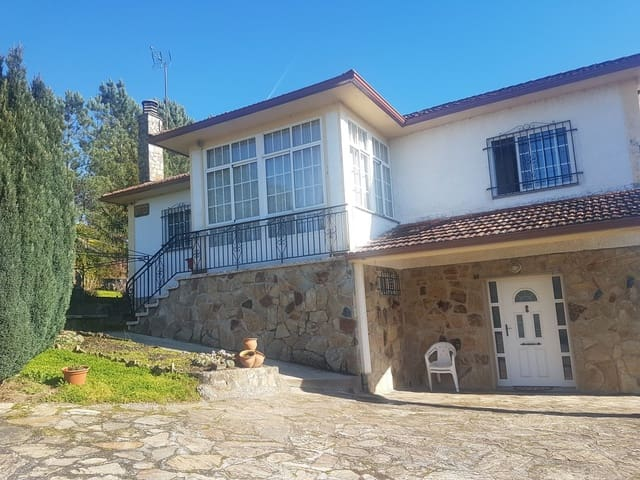 4 sypialnia Willa na sprzedaż w Vedra z garażem - 200 000 € (Ref: 4440678)
