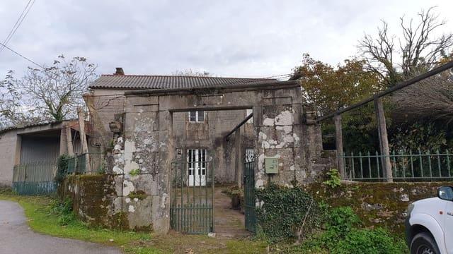 4 camera da letto Finca/Casa di Campagna in vendita in Rianxo - 130.000 € (Rif: 4892211)