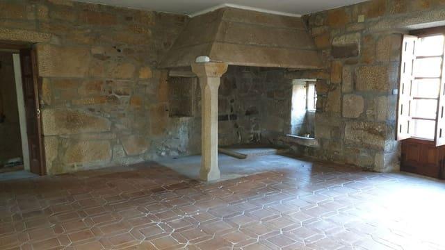 7 sypialnia Finka/Dom wiejski na sprzedaż w Cambados z basenem garażem - 360 000 € (Ref: 5128210)
