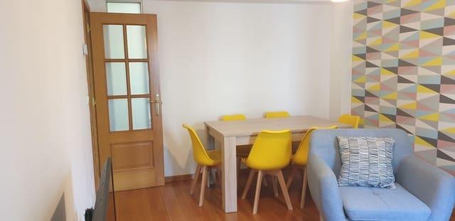 3 bedroom Apartment for rent in Santiago de Compostela - € 850 (Ref: 5667643)