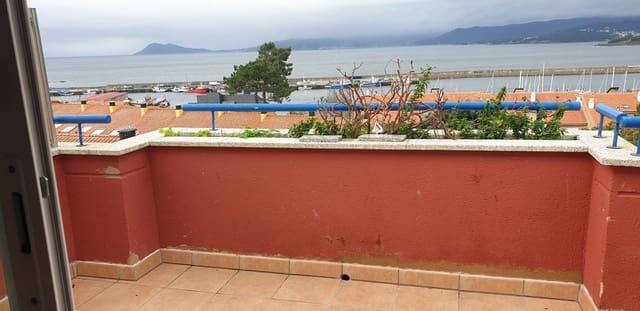 Apartamento de 2 habitaciones en Porto do Son en venta con piscina garaje - 120.000 € (Ref: 5712207)