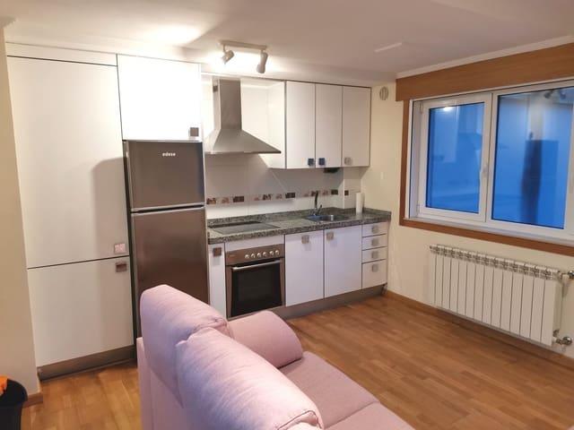 1 sypialnia Apartament do wynajęcia w Santiago de Compostela z garażem - 475 € (Ref: 5843406)