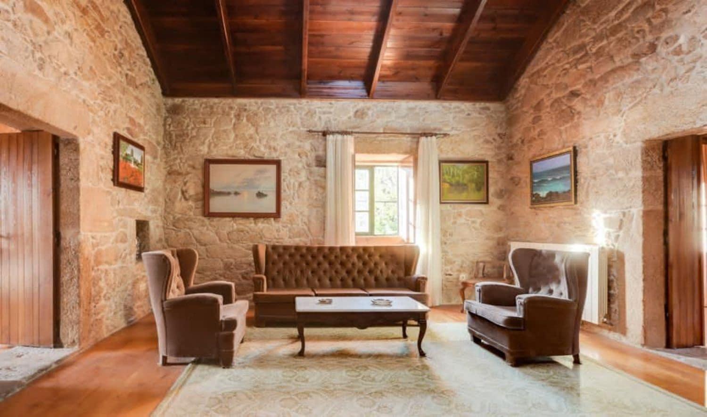 6 soveværelse Villa til leje i Dodro med garage - € 1.100 (Ref: 6243039)