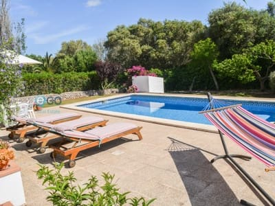 4 chambre Villa/Maison à vendre à Binixica avec piscine garage - 550 000 € (Ref: 5361391)
