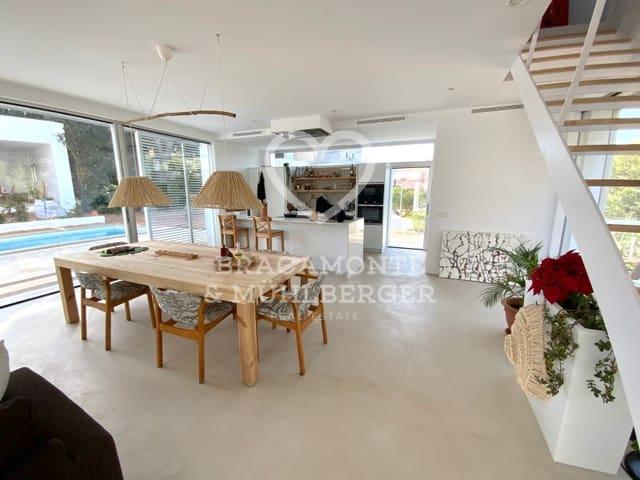 4 sypialnia Willa do wynajęcia w Santa Eulalia / Santa Eularia - 5 000 € (Ref: 5890448)