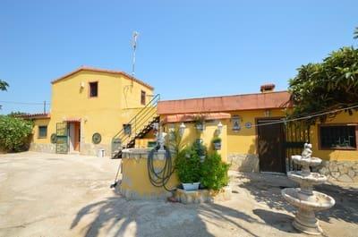 5 chambre Finca/Maison de Campagne à vendre à Les Cases d'Alcanar avec piscine - 230 000 € (Ref: 4054929)