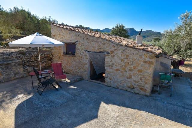 Finca/Casa Rural de 1 habitación en Tortosa en venta - 55.000 € (Ref: 4671545)