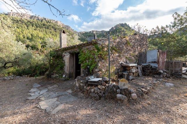 Finca/Casa Rural de 1 habitación en Paüls en venta - 40.000 € (Ref: 5650798)