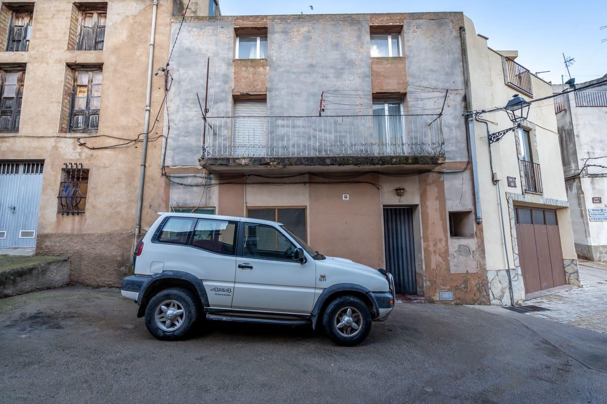 3 soveværelse Byhus til salg i Alfara de Carles - € 37.000 (Ref: 6135349)