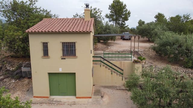 Finca/Casa Rural de 1 habitación en Aldover en venta - 70.000 € (Ref: 6135850)