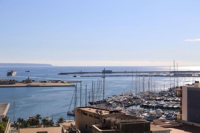 5 quarto Apartamento para venda em Palma de Mallorca com piscina garagem - 1 890 000 € (Ref: 5703168)