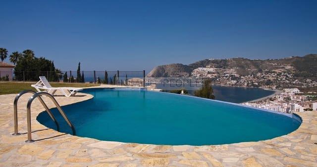 6 sovrum Villa att hyra i La Herradura med pool - 3 500 € (Ref: 6104372)