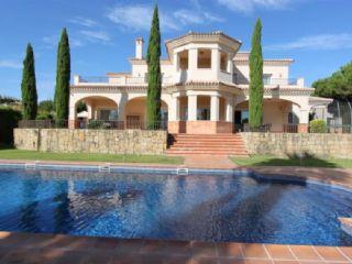 5 sovrum Villa till salu i Sotogrande med pool garage - 1 730 000 € (Ref: 2181630)
