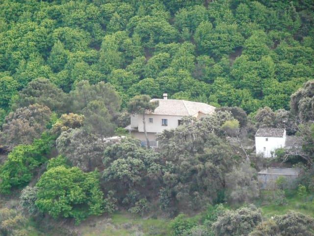 Finca/Casa Rural de 3 habitaciones en Algatocín en venta con garaje - 215.000 € (Ref: 2832917)