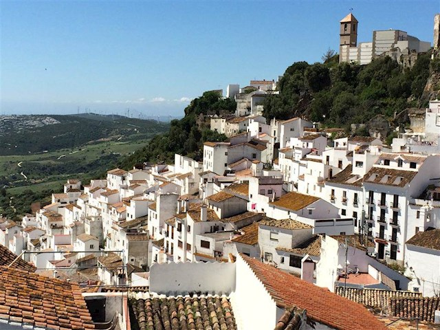 Town house for sale in Casares - Costa del Sol