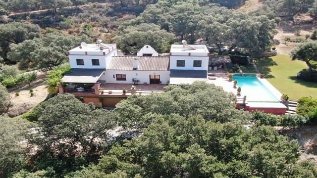 5 soveværelse Finca/Landehus til salg i Benalauria med swimmingpool garage - € 850.000 (Ref: 4319866)