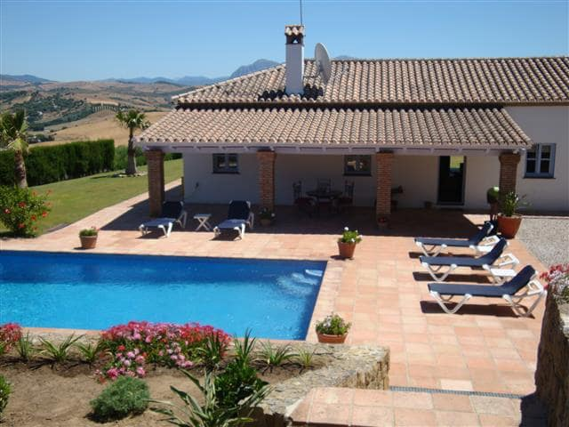 Plot for sale in Jimena de la Frontera - Cádiz