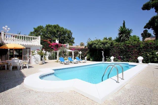 5 soverom Villa til salgs i Puerto Banus med svømmebasseng - € 5 600 (Ref: 3302219)