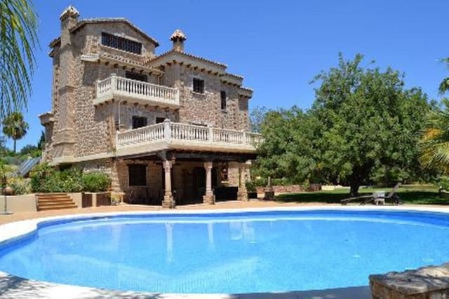 Finca/Casa Rural de 5 habitaciones en Alhaurín de la Torre en alquiler vacacional con piscina - 3.000 € (Ref: 3568979)