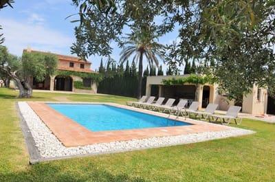 4 sovrum Finca/Hus på landet att hyra i Teulada med pool - 2 200 € (Ref: 5394399)