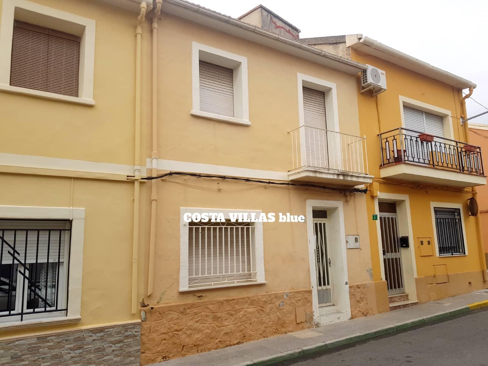 Casa de 4 habitaciones en Beniarbeig en venta - 87.000 € (Ref: 5083653)