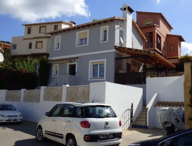 4 bedroom Villa for sale in Relleu with pool - € 169,000 (Ref: 6150669)