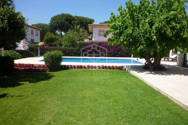 5 sypialnia Willa do wynajęcia w S'Agaro z basenem - 35 000 € (Ref: 5072616)