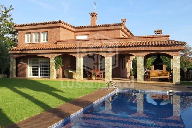 4 sypialnia Willa na kwatery wakacyjne w Altafulla z basenem garażem - 1 125 € (Ref: 5171172)