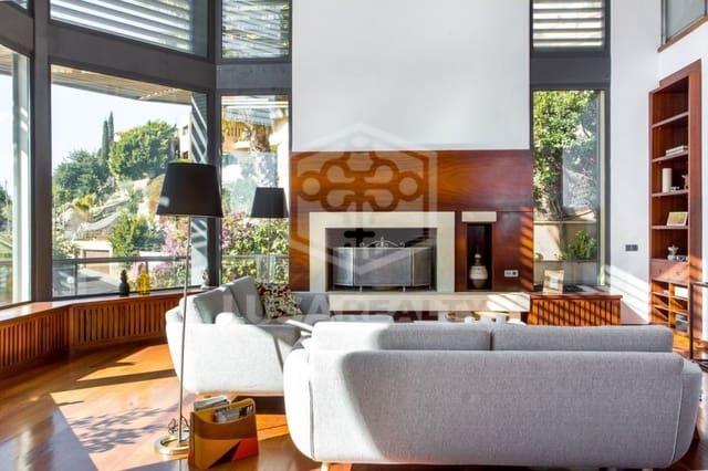 Chalet de 10 habitaciones en Sitges en alquiler vacacional con piscina garaje - 5.000 € (Ref: 5171177)