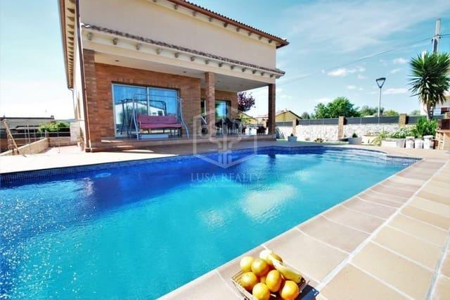 Chalet de 4 habitaciones en Coma-Ruga en alquiler vacacional con piscina garaje - 2.750 € (Ref: 5171190)