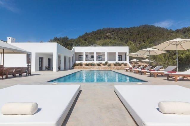 6 sypialnia Willa na kwatery wakacyjne w San Jose / Sant Josep de Sa Talaia z basenem garażem - 4 500 € (Ref: 5171192)