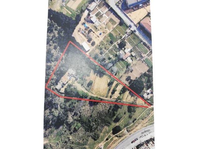 Terre non Aménagée à vendre à Sant Feliu de Guixols - 75 000 € (Ref: 4954255)