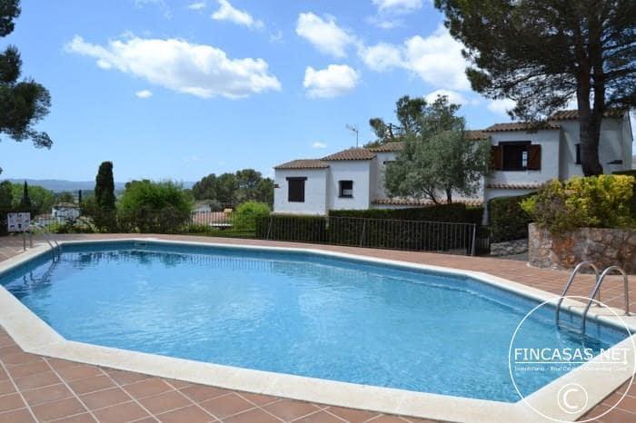 3 Zimmer Ferienreihenhaus in L'Estartit mit Pool - 315 € (Ref: 4471246)