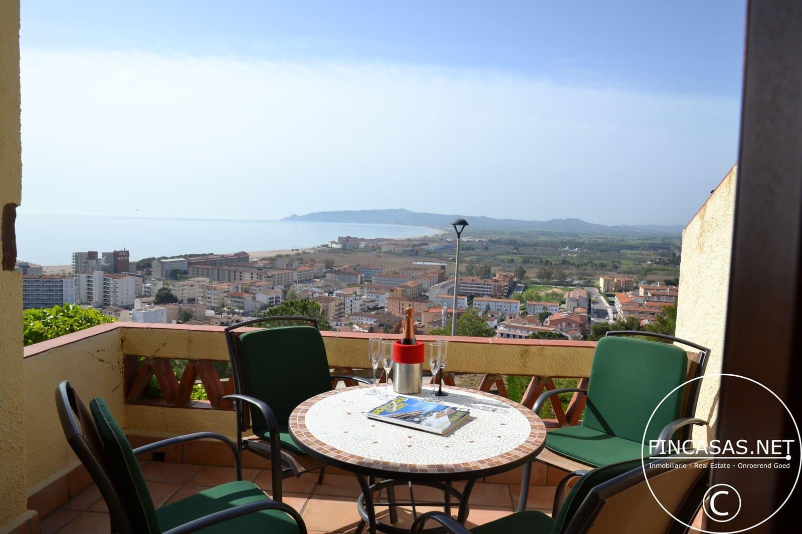 Pareado de 3 habitaciones en L'Estartit en alquiler vacacional con piscina - 784 € (Ref: 4633434)