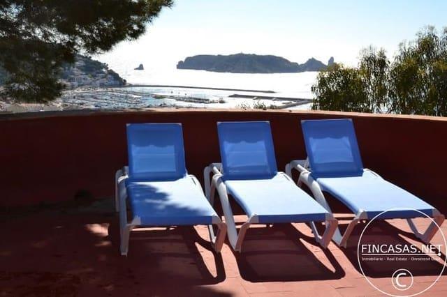 Chalet de 3 habitaciones en L'Estartit en alquiler vacacional con piscina - 609 € (Ref: 4633436)