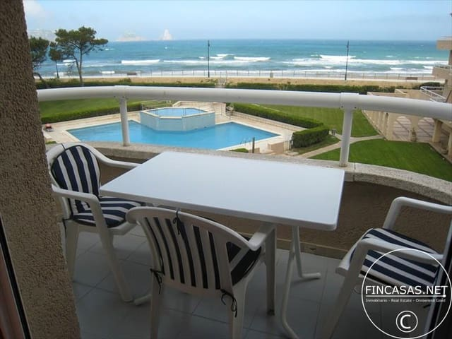 Apartamento de 1 habitación en L'Estartit en alquiler vacacional con piscina - 259 € (Ref: 4633439)