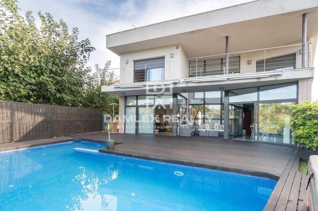 Chalet de 4 habitaciones en Alella en venta con piscina garaje - 849.000 € (Ref: 4368006)