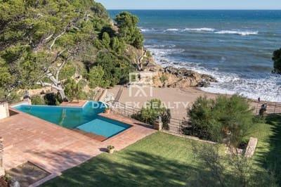 Chalet de 10 habitaciones en Begur en venta con piscina garaje - 3.900.000 € (Ref: 4368012)