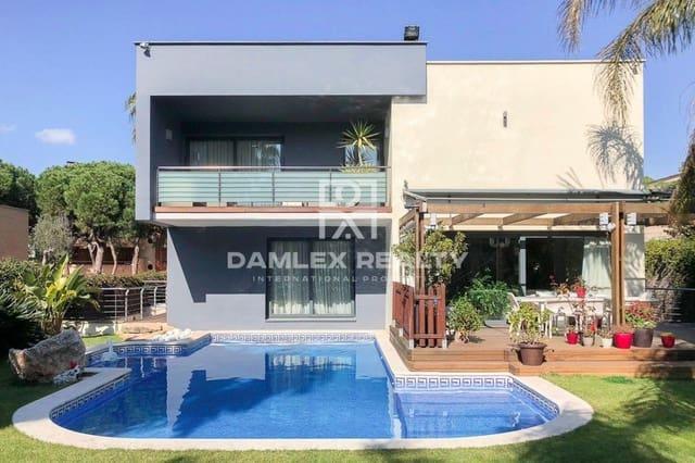 Chalet de 5 habitaciones en Gavà en venta con garaje - 2.900.000 € (Ref: 4368106)