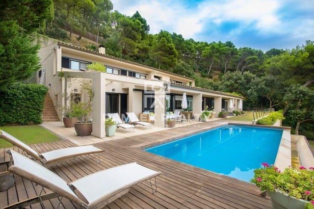 8 soveværelse Villa til salg i Llafranc med swimmingpool garage - € 3.500.000 (Ref: 5569373)