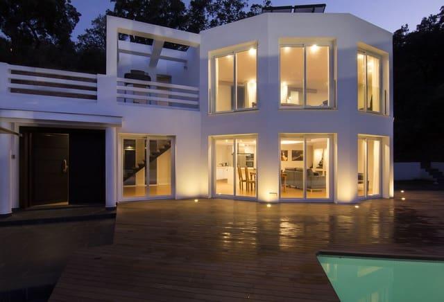 3 Zimmer Villa zu verkaufen in Ojen mit Pool - 845.000 € (Ref: 5287648)