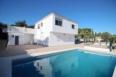 4 sovrum Finca/Hus på landet att hyra i Alhaurin el Grande med pool garage - 1 800 € (Ref: 5305557)