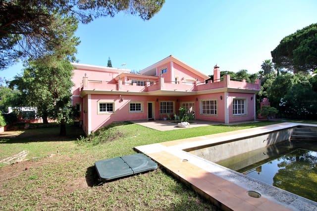 4 sovrum Villa till salu i Las Chapas med pool - 1 350 000 € (Ref: 5320070)