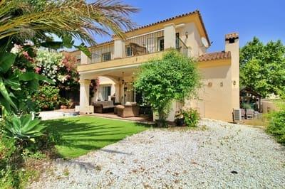 5 sovrum Semi-fristående Villa att hyra i Elviria med pool - 2 200 € (Ref: 5365889)