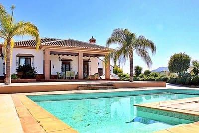 3 sovrum Villa att hyra i Alhaurin el Grande med pool garage - 2 000 € (Ref: 5374515)